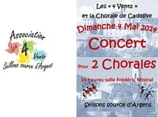 concert 4 vents