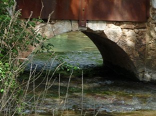 pont de l'arrosage