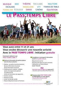 pass'temps libre-mini